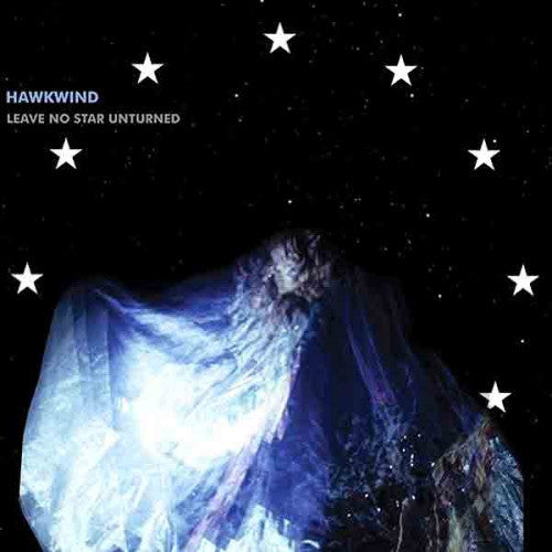 Hawkwind Leave No Star Unturned - vinyl LP