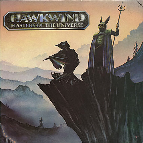 Hawkwind Masters of The Universe - vinyl LP