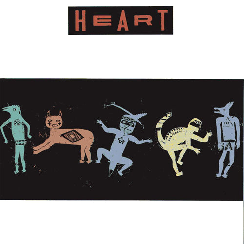 Heart Bad Animals - vinyl LP