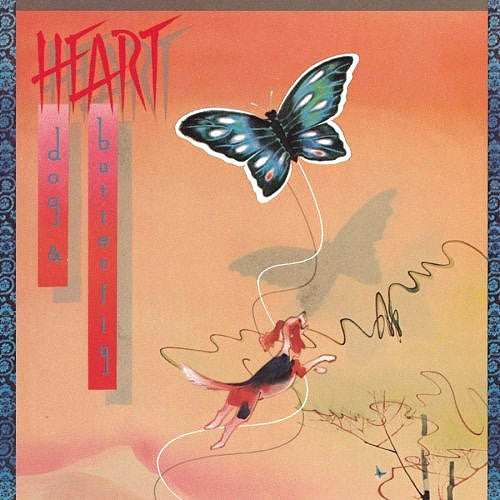 Heart Dog & Butterfly - vinyl LP