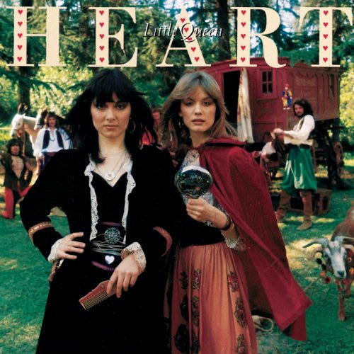 Heart Little Queen - vinyl LP