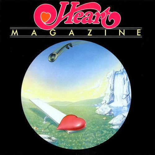 Heart Magazine - vinyl LP