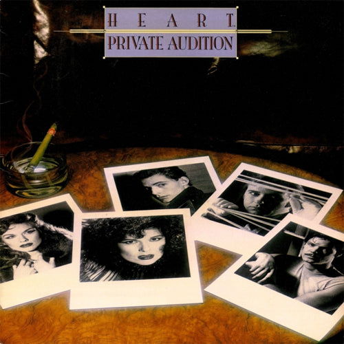 Heart Private Audition - vinyl LP