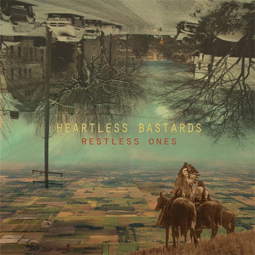 Heartless Bastards Restless Ones - vinyl LP