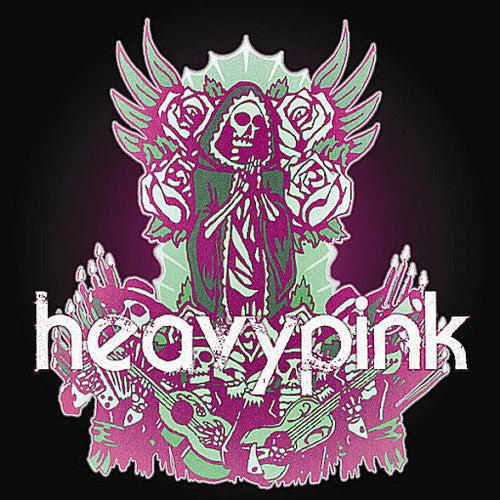 Heavy Pink Flower Song b/w There Is A Light 7 inch