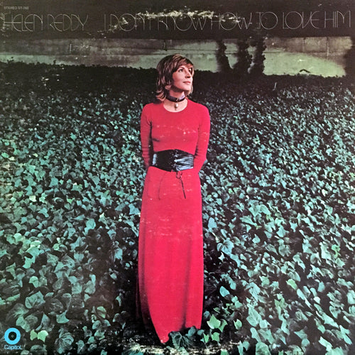 Helen Reddy I Don't Know How To Love Him - vinyl LP