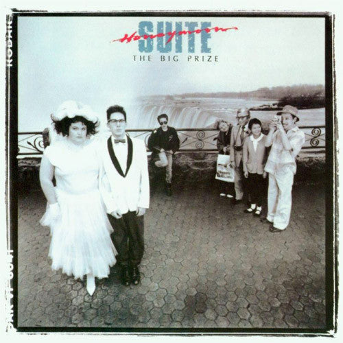 Honeymoon Suite The Big Prize - vinyl LP