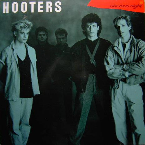Hooters Nervous Night - vinyl LP