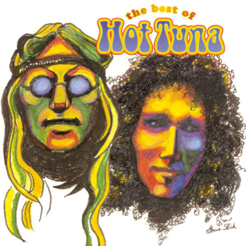 Hot Tuna The Best of Hot Tuna - compact disc