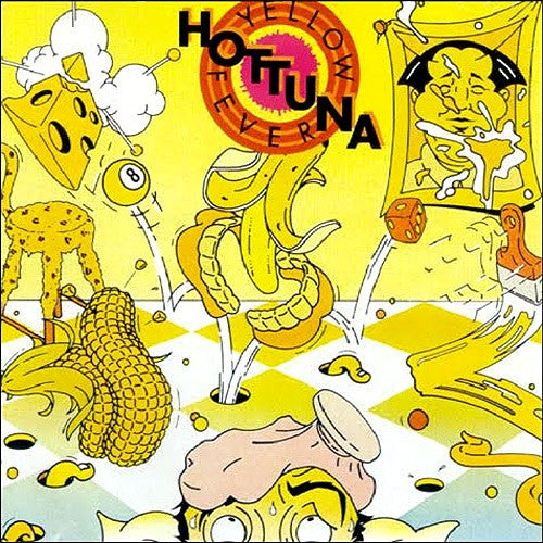 Hot Tuna Yellow Fever - vinyl LP