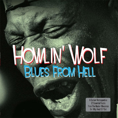 Howlin Wolf Blues From Hell - vinyl LP