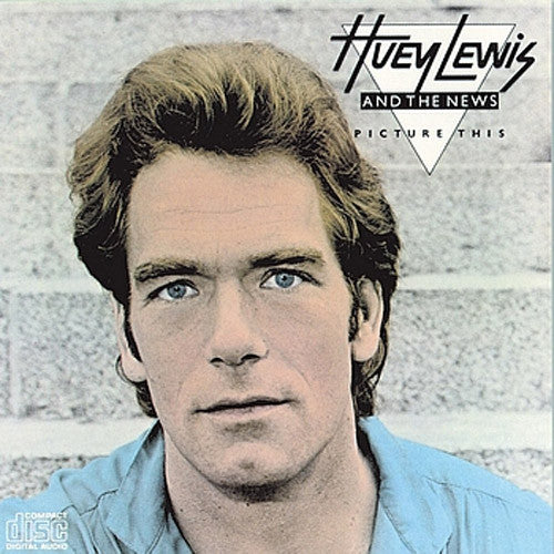Huey Lewis and The News Picture This - vinyl LP