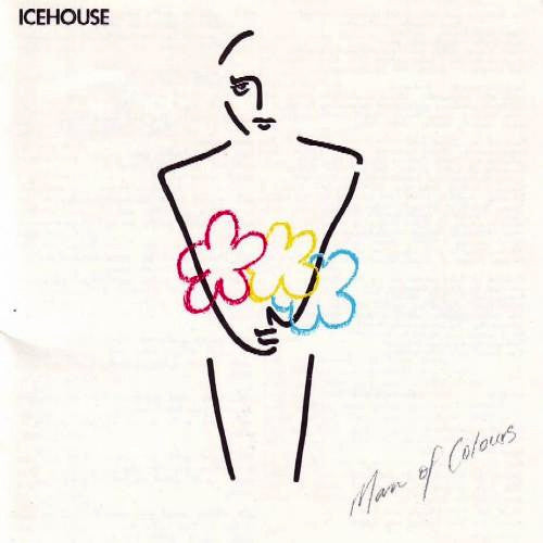 Icehouse Man of Colours - vinyl LP