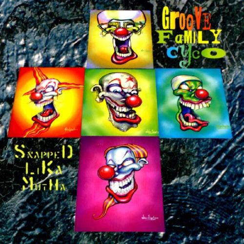 Infectious Grooves Groove Family Cyco - compact disc