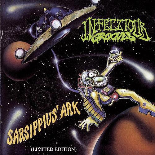 Infectious Grooves Sarsippius' Ark - compact disc