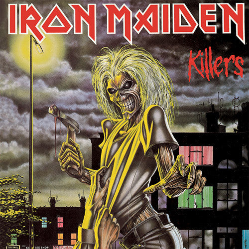 Iron Maiden Killers - picture LP