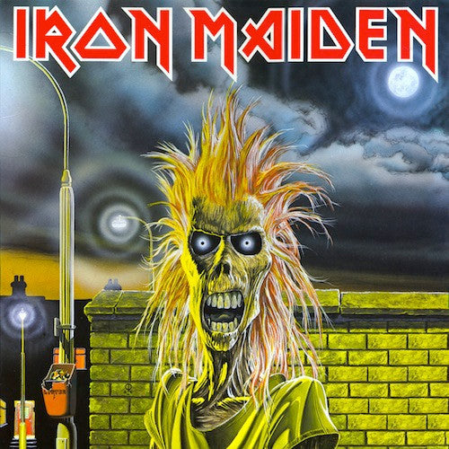 Iron Maiden - picture LP