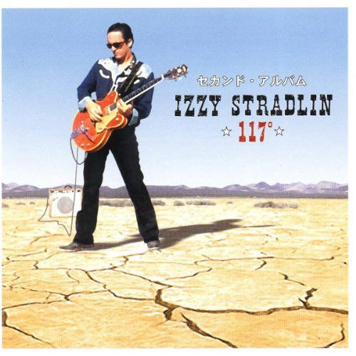 Izzy Stradlin 117 degrees - compact disc