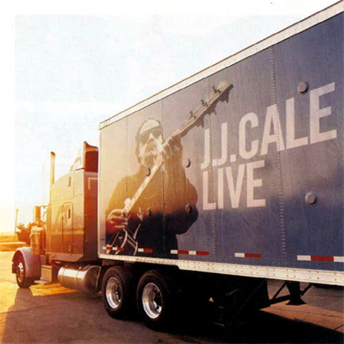 JJ Cale Live - compact disc