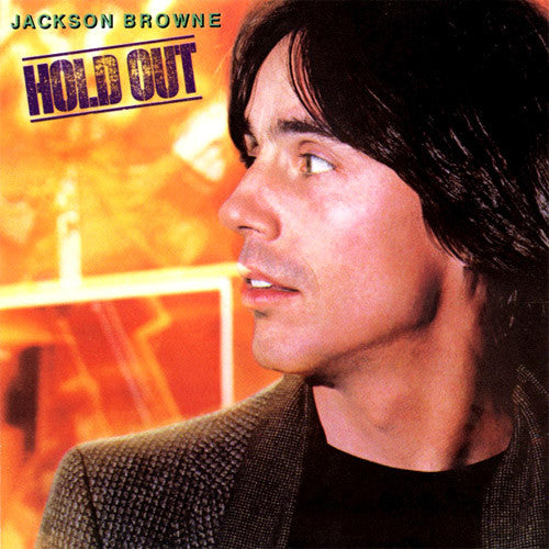 Jackson Browne Hold Out - vinyl LP