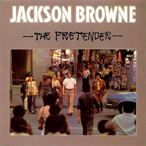 Jackson Browne The Pretender - vinyl LP