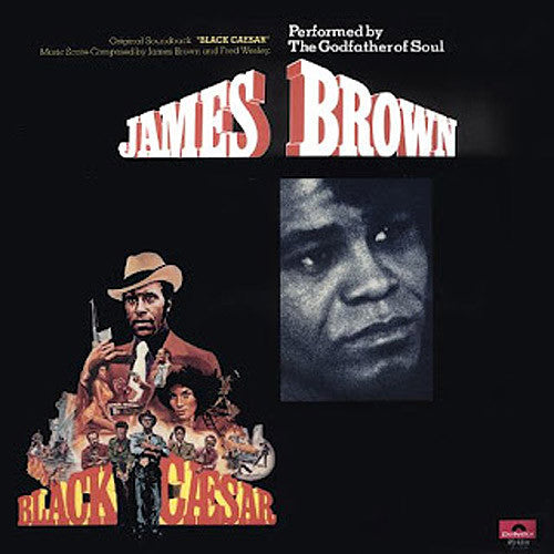 James Brown Black Caesar - vinyl LP