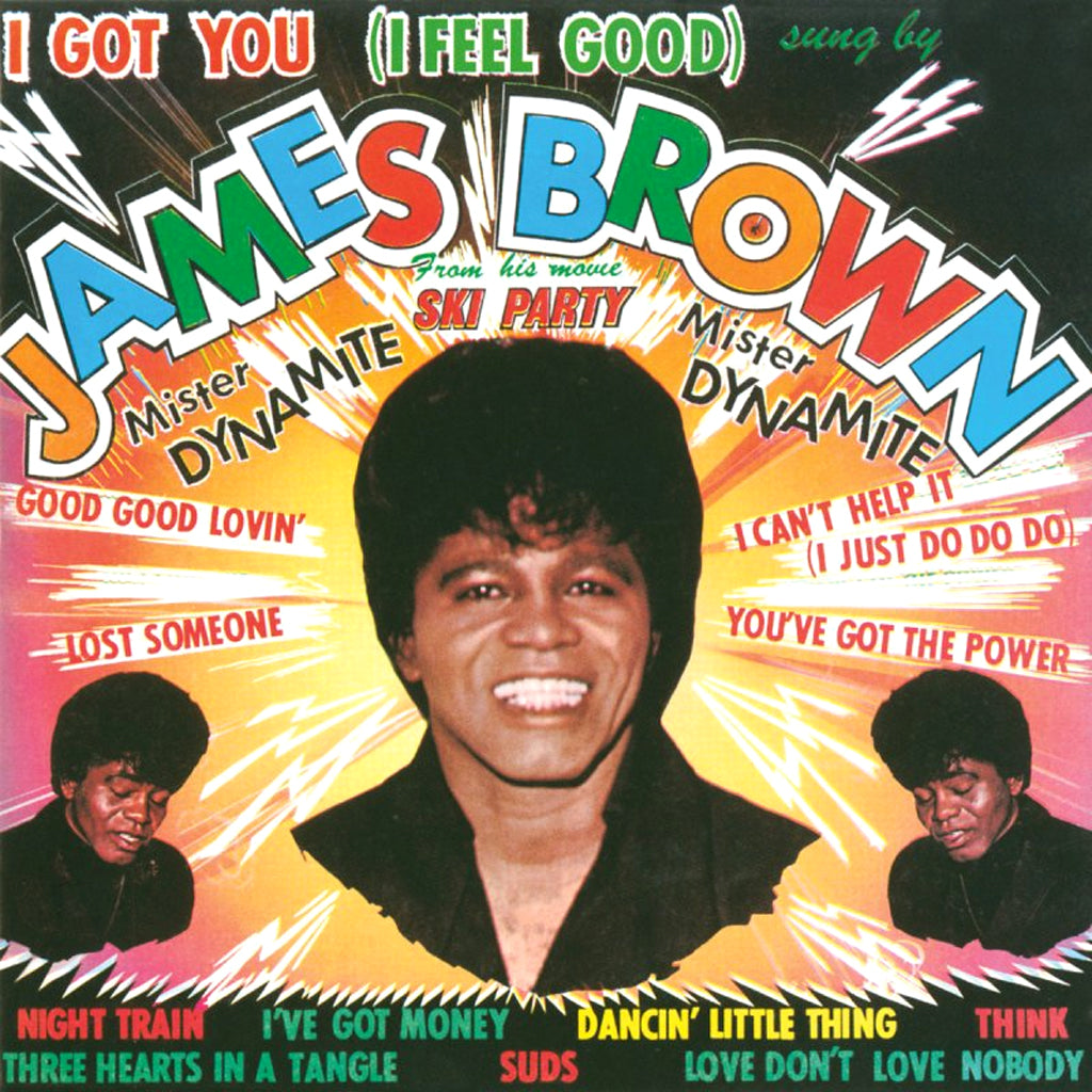 James Brown I Got You (I Feel Good) - vinyl LP