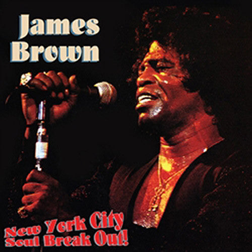 James Brown New York City Soul Break Out! - vinyl LP