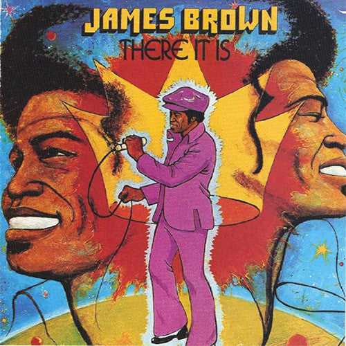 James Brown There It Is - vinyl LP