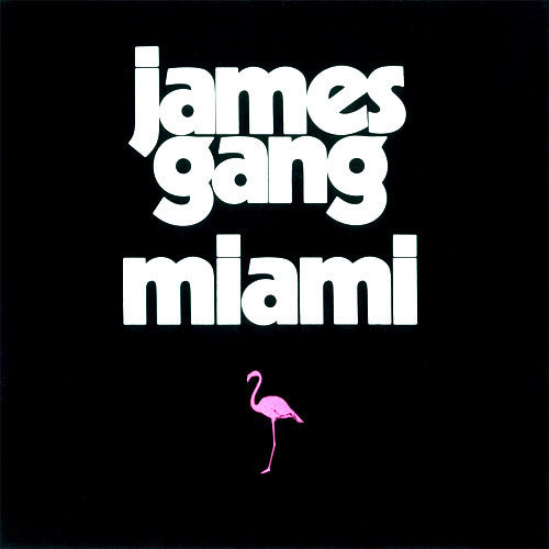 James Gang Miami - vinyl LP