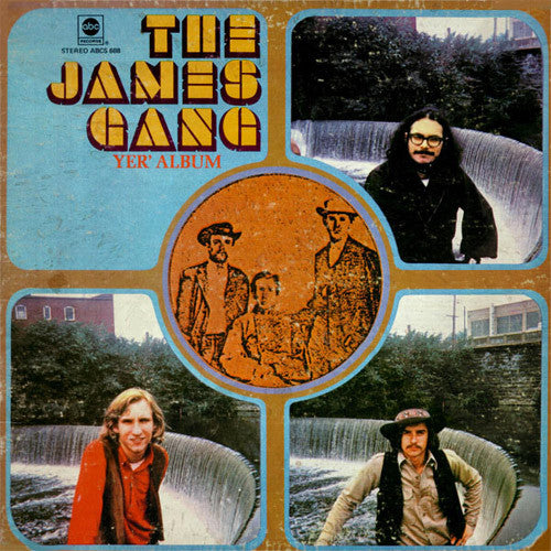 James Gang Yer' Album - vinyl LP