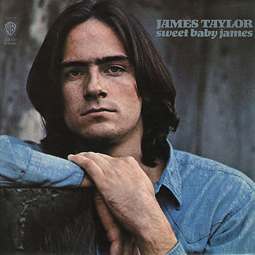 James Taylor Sweet Baby James - vinyl LP