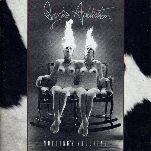 Janes Addiction Nothing's Shocking - compact disc