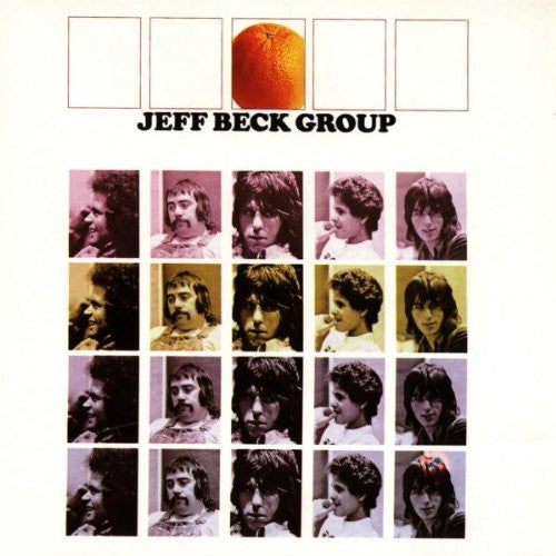 Jeff Beck Group - vinyl LP
