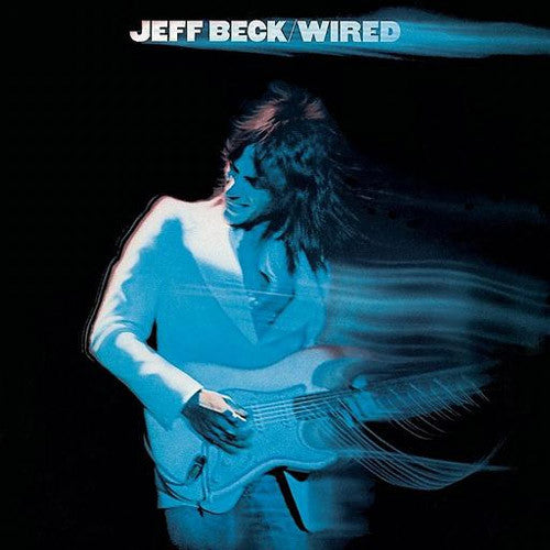 Jeff Beck Wired - vinyl LP