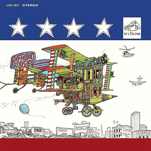 Jefferson Airplane After Bathing at Baxter's - vinyl LP