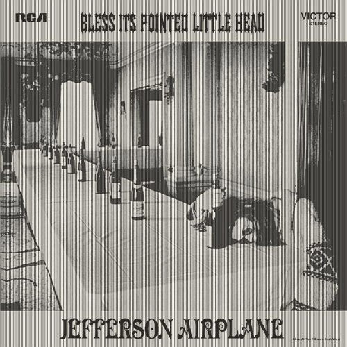Jefferson Airplane Bless Its Pointed Little Head - vinyl LP