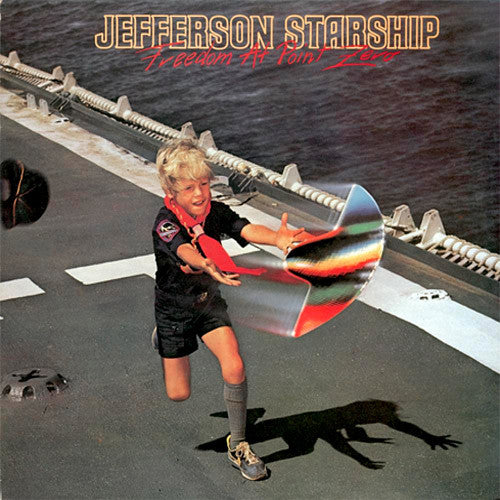 Jefferson Starship Freedom at Point Zero - vinyl LP