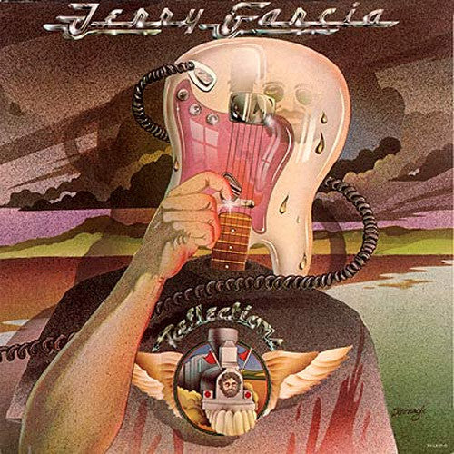 Jerry Garcia Reflections - vinyl LP