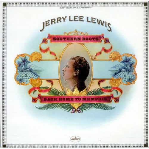 Jerry Lee Lewis Southern Roots - vinyl LP