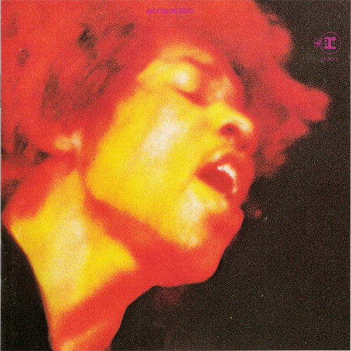 Jimi Hendrix Electric Ladyland - compact disc