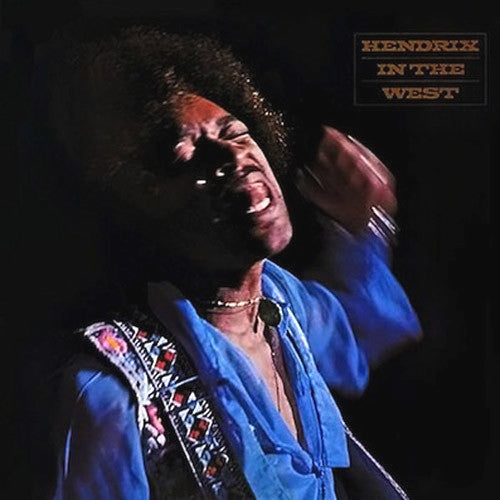 Jimi Hendrix Hendrix In The West - vinyl LP