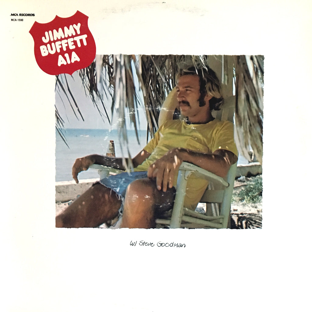 Jimmy Buffett A1A - vinyl LP