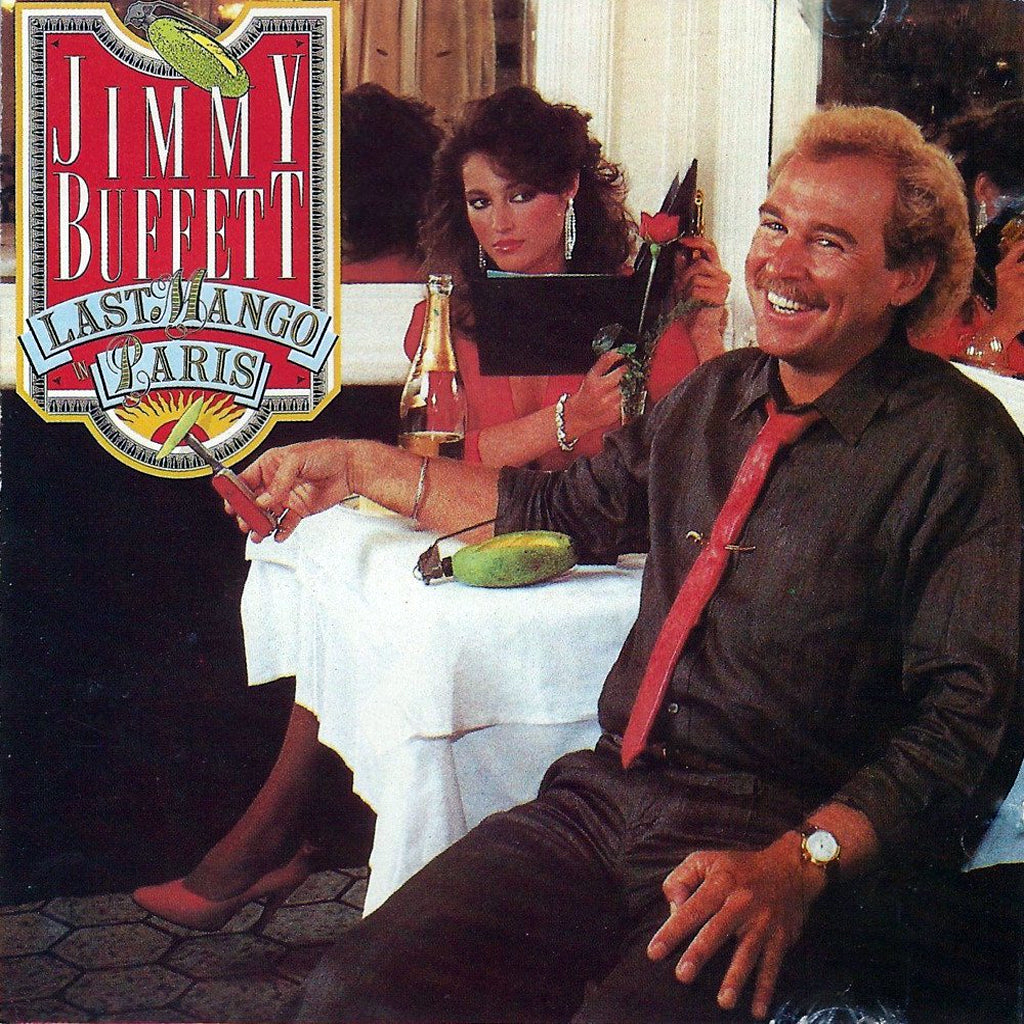 Jimmy Buffett Last Mango In Paris - vinyl LP