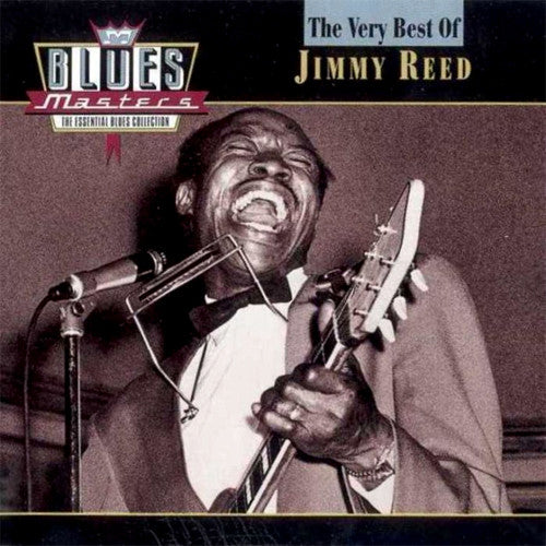 Jimmy Reed The Very Best of Jimmy Reed - compact disc