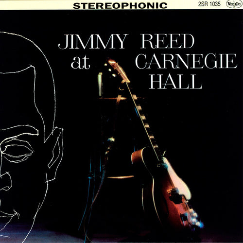 Jimmy Reed at Carnegie Hall - vinyl LP