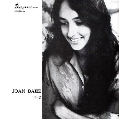 Joan Baez Volume 2 - vinyl LP