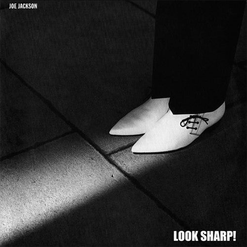 Joe Jackson Look Sharp! - vinyl LP