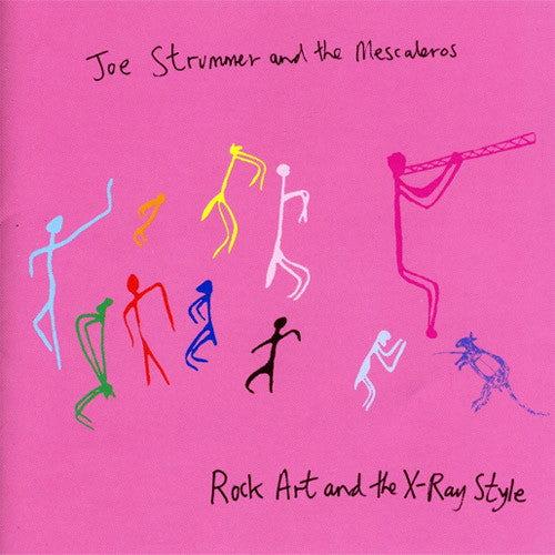 Joe Strummer & The Mescaleros Rock Art and The X-Ray Style - vinyl LP