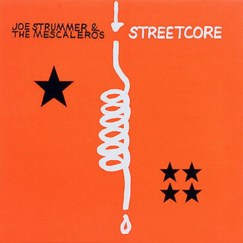 Joe Strummer & The Mescaleros Streetcore - vinyl LP